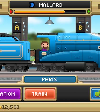 pocket-trains