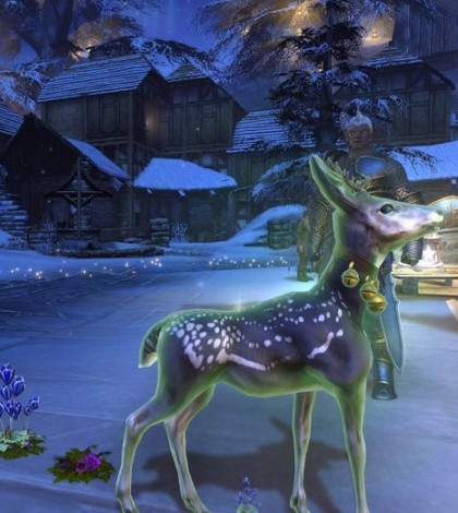 Neverwinter's Fawn of Shiallia