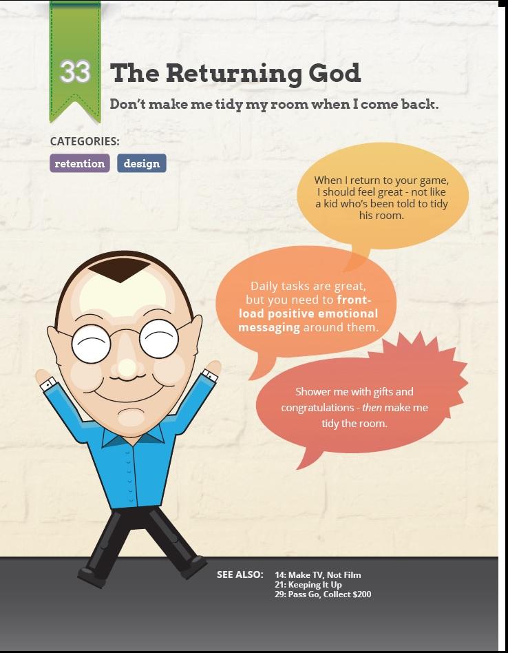 returning god