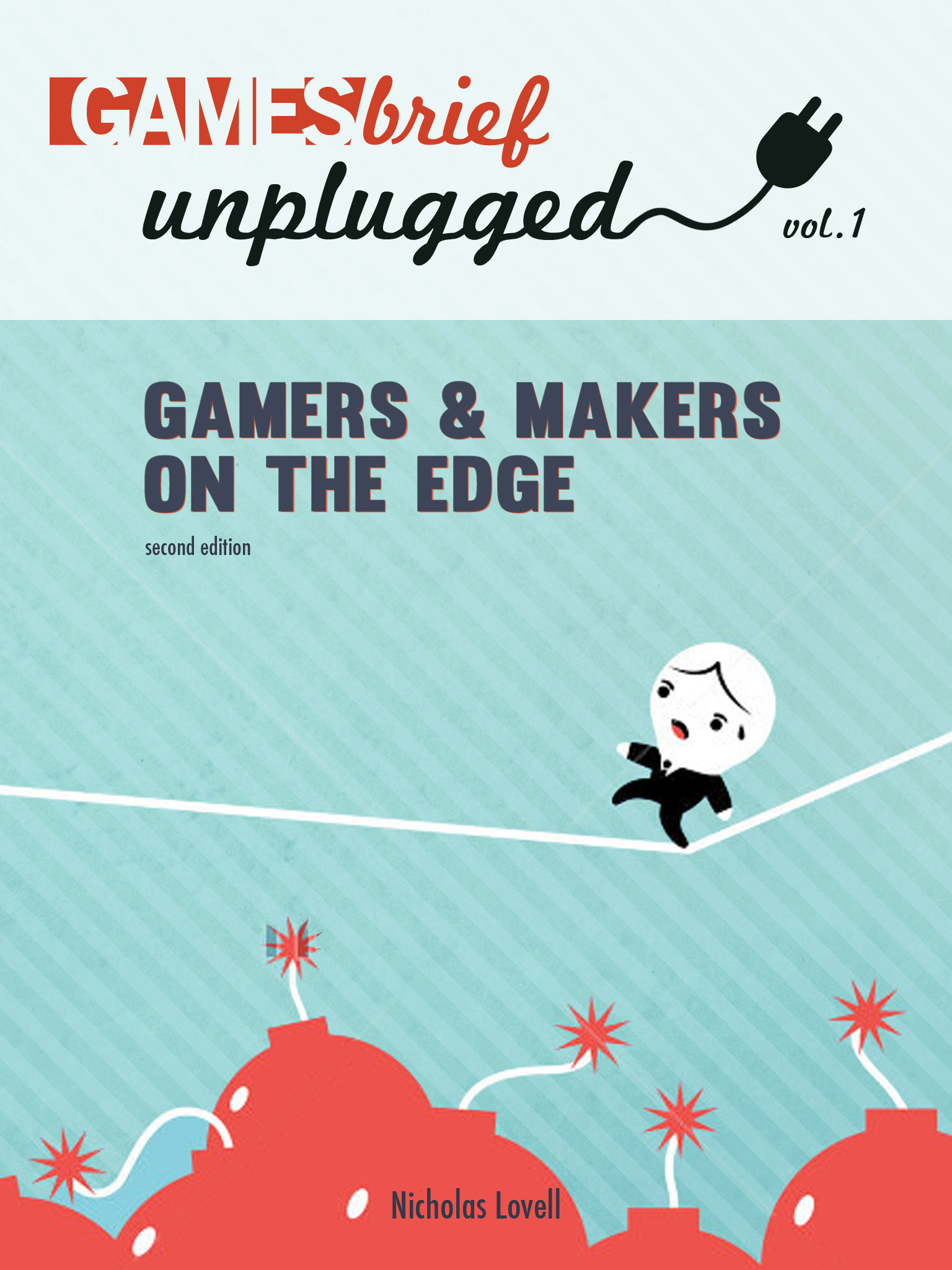 Gamers and makers on the edge - Nicholas Lovell