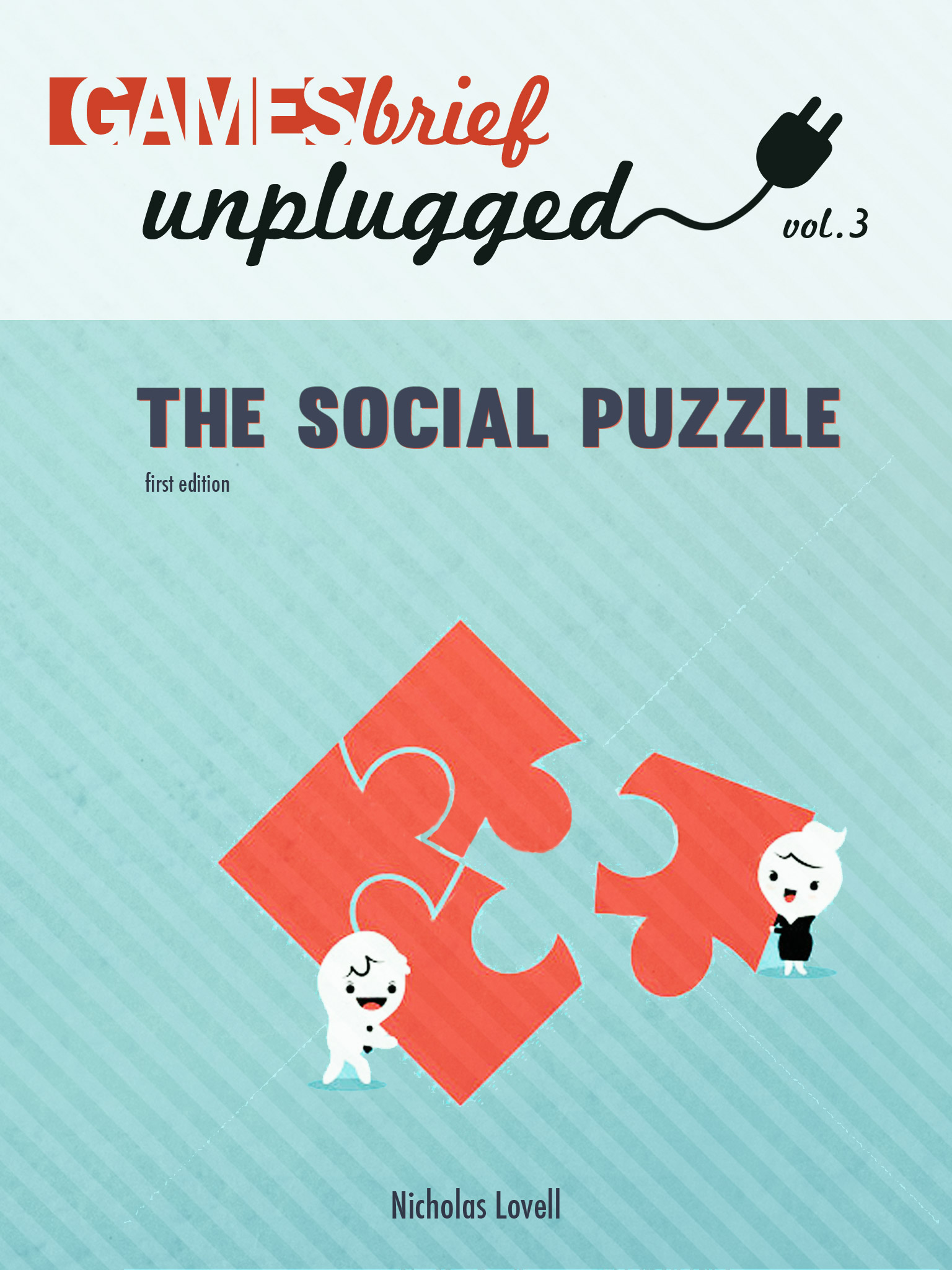 Social Puzzle, The - Nicholas Lovell