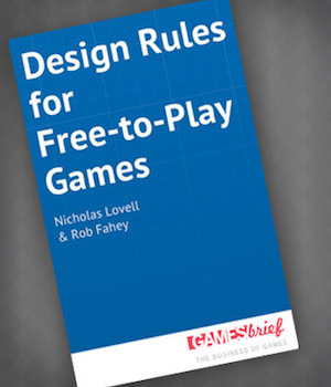 Design Rules for F2P Games