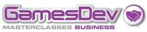 Games Development Masterclass: Business logo