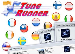 Tune Runner image