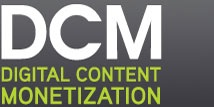 Digital Content Monetization logo