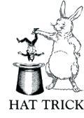 Hat Trick logo