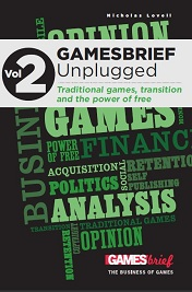 Find out more about GAMESbrief Unplugged Volume 2