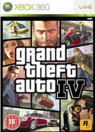 Grand Theft Auto IV Cover