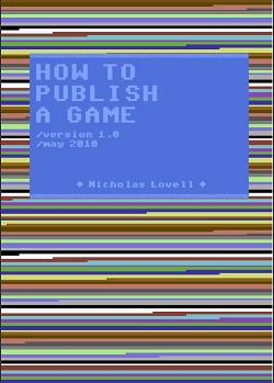 How to Publish a Game - Commodore 64