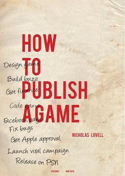 How to Publish a Game - To do list