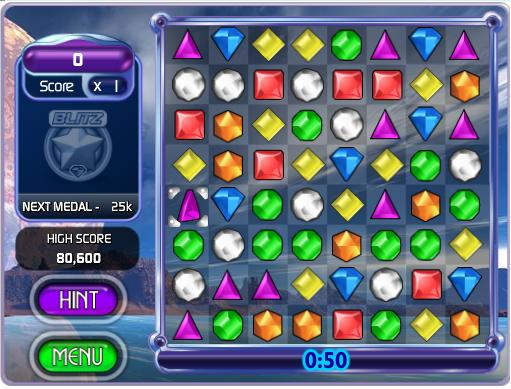 Bejewelled Blitz screenshot