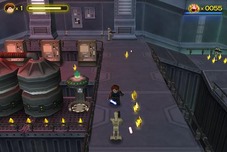 Lego Star Wars: The Quest for R2-D2 screenshot