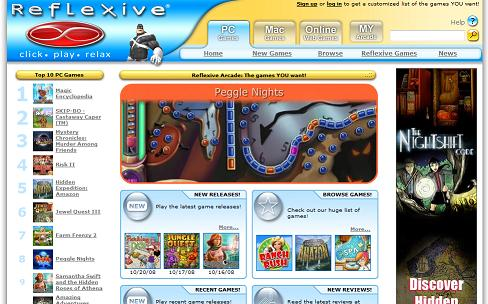 The Homepage of Reflexive