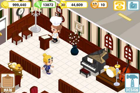Restaurant City screenshot