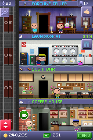 Tiny Tower screenshot