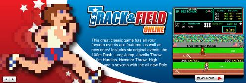 Track and Field screenshot